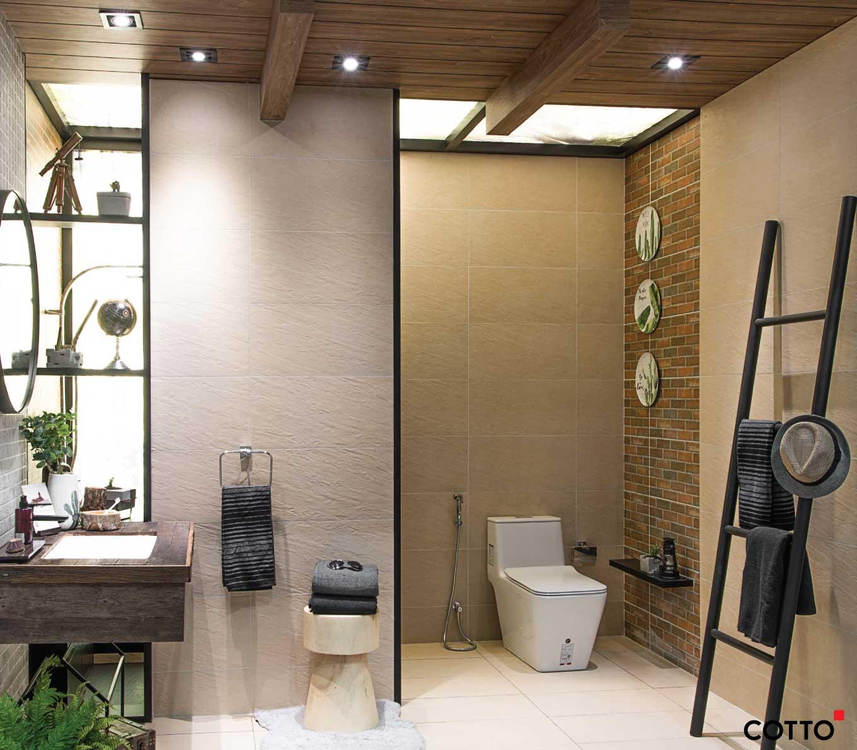 แบบห้องน้ำ ANDES SERIES โดย COTTO