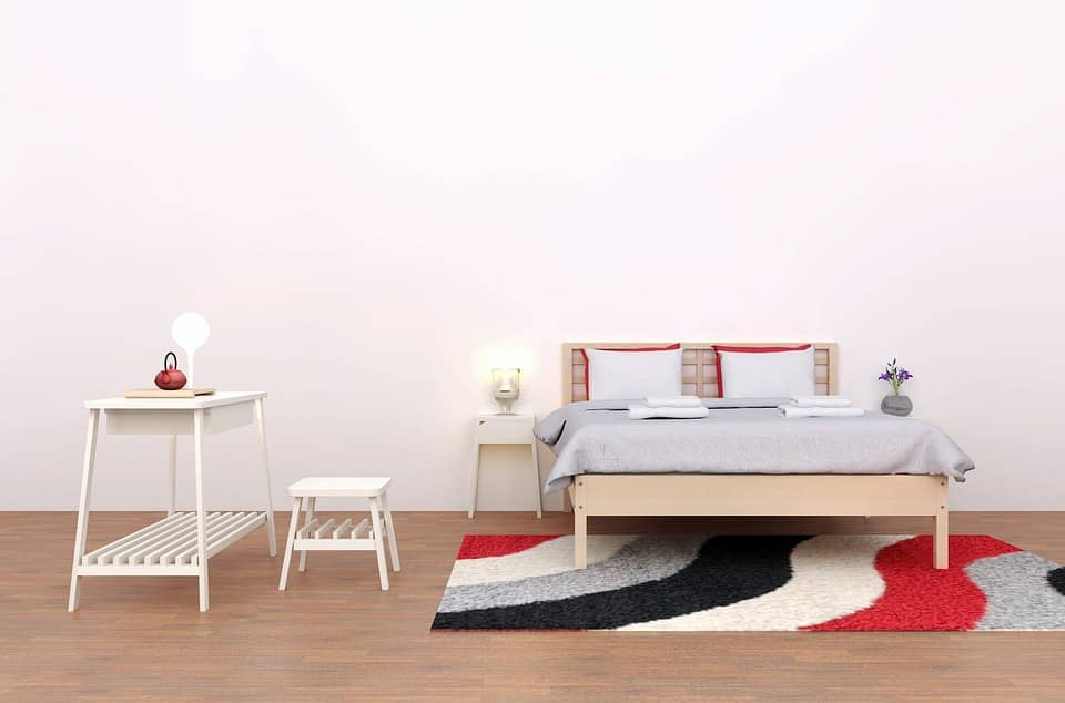 ห้องนอนสไตล์มินิมอล 0002